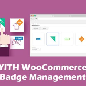 YITH WooCommerce Badge Management
